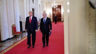 ترامب والنزاع في الشرق الأوسط: دعم ثابت لإسرائيل منذ استلامه السلطة