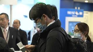 Эвакуация иностранцев из Китая началась