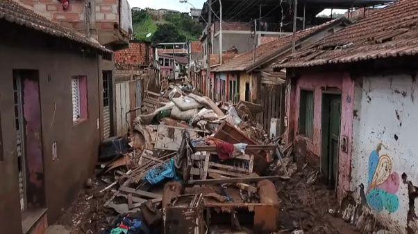 #euroviews : crise en Catalogne, inondations au Brésil, déchêts radioactifs en Italie