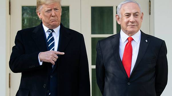 Trump ve Netanyahu