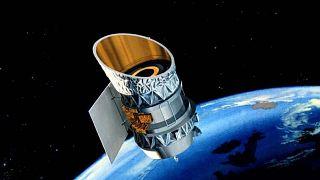 ماهواره با تلسکوپ نجومی فرو سرخ