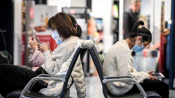 Paris havalimanı