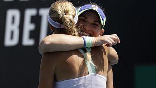 Ismét döntőt játszik Babos Tímea az Australian Openen