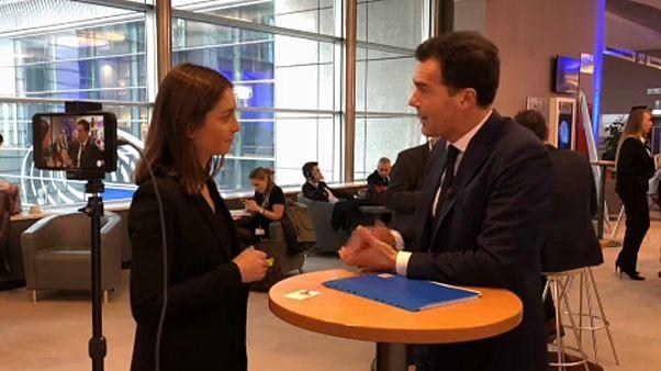 Ο... Ιταλός ευρωβουλευτής της Γαλλίας