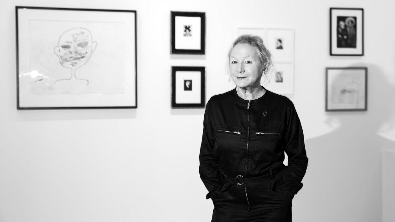 """""""L'audacia"""" di Agnès B. in mostra nella sua nuova galleria d'arte"""