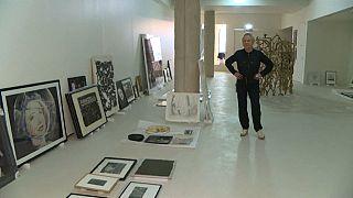 Agnès B. abre La Fab en París para compartir sus obras de arte