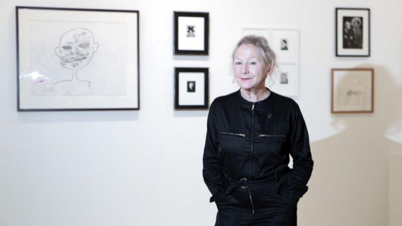 Kühne Schönheit: Agnès B. zeigt ihre Kunst