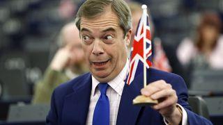 """Brexit, l'addio all'Ue di Nigel Farage: """"Mi mancherà essere il cattivo della situazione"""""""