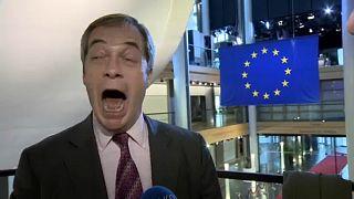 عرّاب بريكست مودعا البرلمان الأوروبي: سأفتقد أجواء الدراما والمسرح