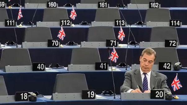 """Nigel Farage: """"Ich werde das Drama vermissen"""""""