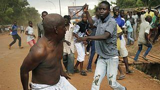 Orta Afrika Cumhuriyeti'nde kanlı çatışma: Ölü sayısı 40'ı geçti
