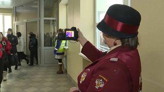 Коронавирус: проверки в российских аэропортах