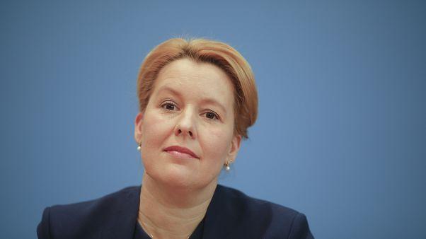Berliner SPD: Giffey soll auf Bürgermeister Müller folgen