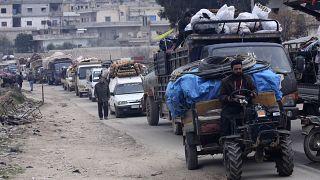 Mastuma/İdlib/Suriye