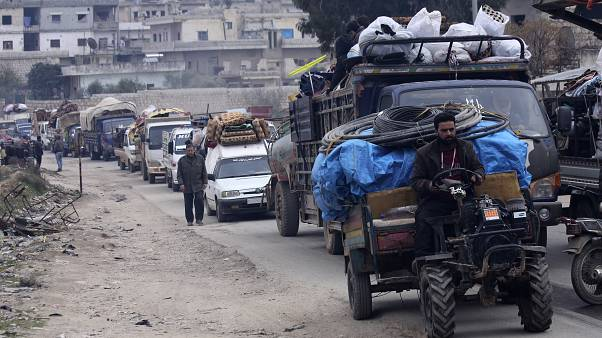 ماذا بعد معرّة النعمان؟ وهل بات النظام في دمشق قاب قوسين من السيطرة على إدلب ؟