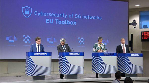 تدابير أوروبية لمواجهة مخاطر شبكات الجيل الخامس