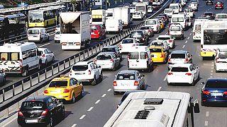 İstanbul trafik yoğunluğunda dünyada 9'uncu, Avrupa'da 2'nci