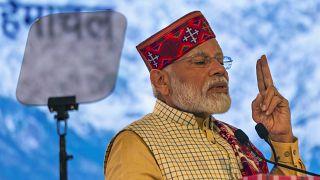 Hindistan Başbakanı Narendra Modi (Arşiv)