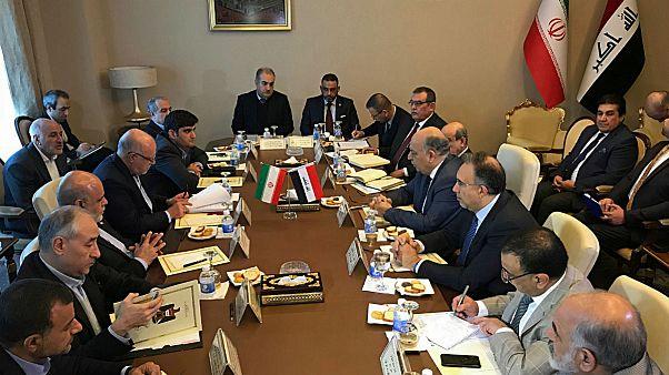 دیدار وزراء نفت ایران و عراق، ژانویه ۲۰۱۹