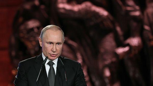 Putin, uyuşturucu suçundan Rusya'da hapiste tutulan İsrail vatandaşını affetti