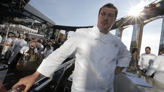 Claude Bosi said he will now apply for the European Settlement Scheme