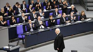 Президент Израиля Реувен Ривлин в Бундестаге