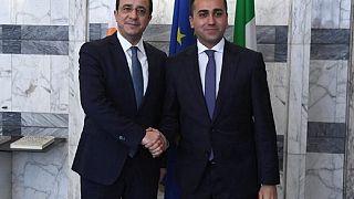 Ιταλία: Πλήρης αλληλεγγύη προς Κύπρο για τουρκικές δραστηριότητες στην Αν. Μεσόγειο