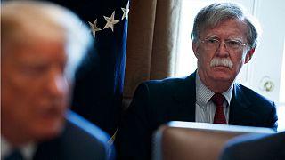 Las revelaciones de John Bolton irrumpen en el juicio político contra Trump