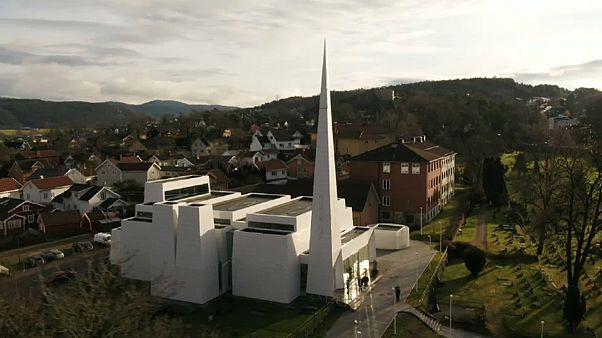 """Norwegens """"hässlichste Kirche"""""""