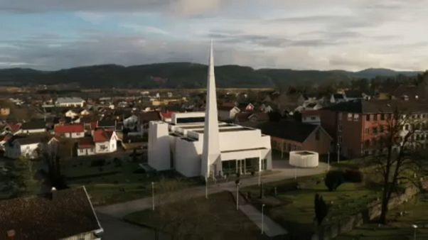 Csalódást okozott Porsgrunn új temploma