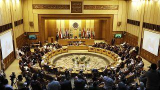 اجتماع لجامعة الدول العربية في القاهرة