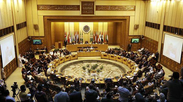 جلسة طارئة لجامعة الدول العربية على مستوى وزراء الخارجية في القاهرة بِأن الوضع في الأراضي الفلسطينية - 2019/04/21