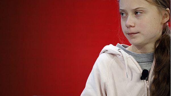 گرتا تونبرگ نام خود را ثبت تجاری میکند