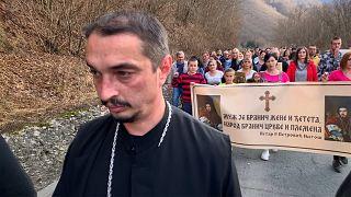 Tensión en Montenegro por una ley que expropia bienes a la Iglesia ortodoxa serbia
