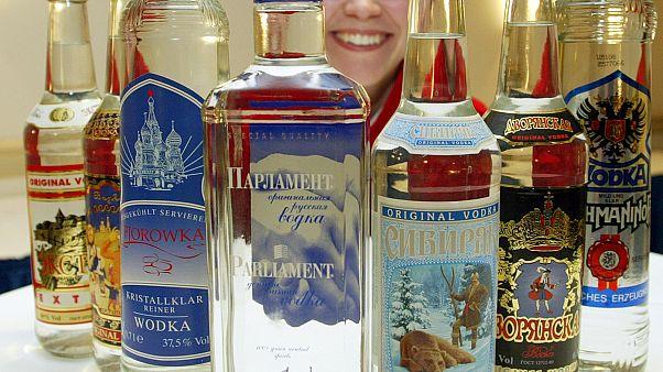 155 Jahre: Russischer Wodka feiert Geburtstag