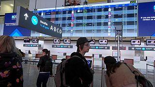 Aviões provenientes da China continuam a aterrar na Hungria