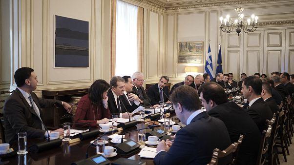Ολοκληρώθηκε το υπουργικό συμβούλιο