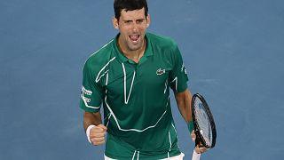 Avustralya Açık: Federer'i eleyen Djokovic finalde