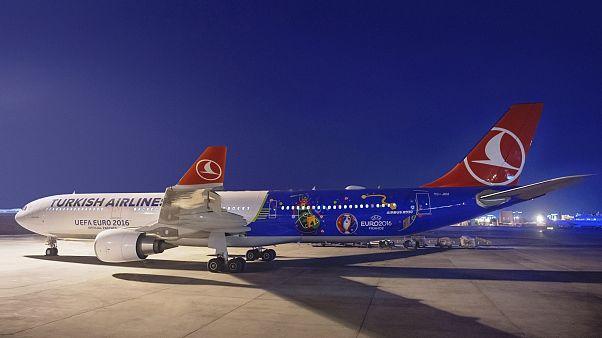 Türk Hava Yolları uçağı (Turkish Airlines / AP)
