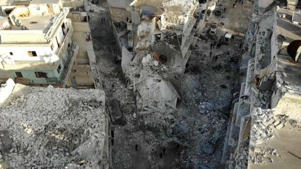 #euroviews : la Russie accusée en Syrie, un scandale en Allemagne, une migration au Mexique