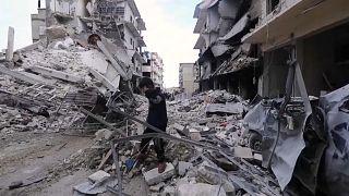 Кто взорвал больницу под Идлибом?