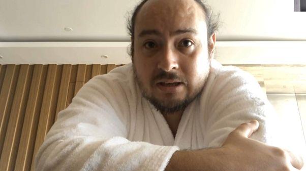 Coronavirus | Entrevista a Ángel Beltrán, colombiano residente en Wuhan