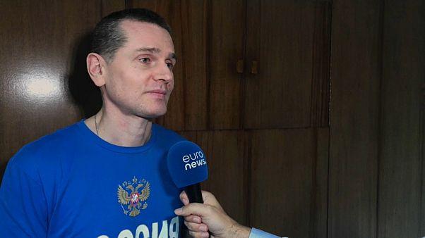 Москва требует защитить права Винника