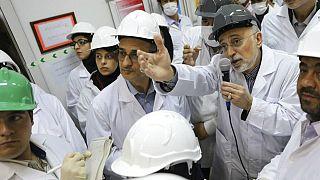 آمریکا سازمان انرژی اتمی ایران و رئیس آن علیاکبر صالحی را تحریم کرد