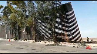 USA: Die Mexiko-Mauer wankt