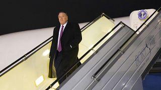 US-Außenminister Pompeo: Heikle Ukraine-Reise