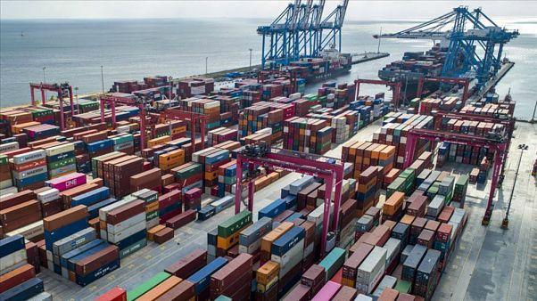 TÜİK: Dış ticaret açığı 2019'da bir önceki yıla göre yüzde 43,5 azaldı