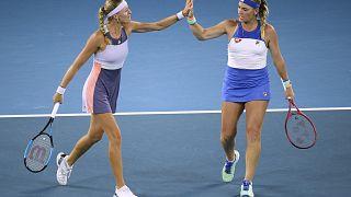Újabb teniszsiker, győzött a Babos-Mladenovic páros Ausztráliában