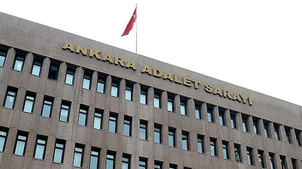 Ankara Adalet Sarayı