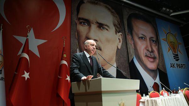 Erdoğan: 'İdlib'de askeri güç kullanmak dahil ne gerekiyorsa yapacağız'
